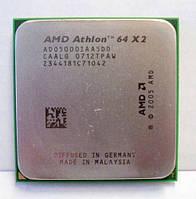 Процессор AMD на Socket am2 на 2 ЯДРА ATHLON 64 X2 5000 ( 2 по 2.6 Ghz) sam2 am2+ 5000+ с ГАРАНТИЕЙ