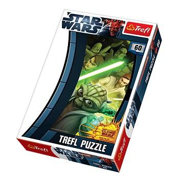 Пазл Trefl 17206 Звездные войны 60 эл
