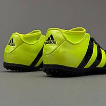 Сороконожки Adidas ACE 16.3 PRIMEMESH TF AQ3434 JR (Оригинал), фото 3