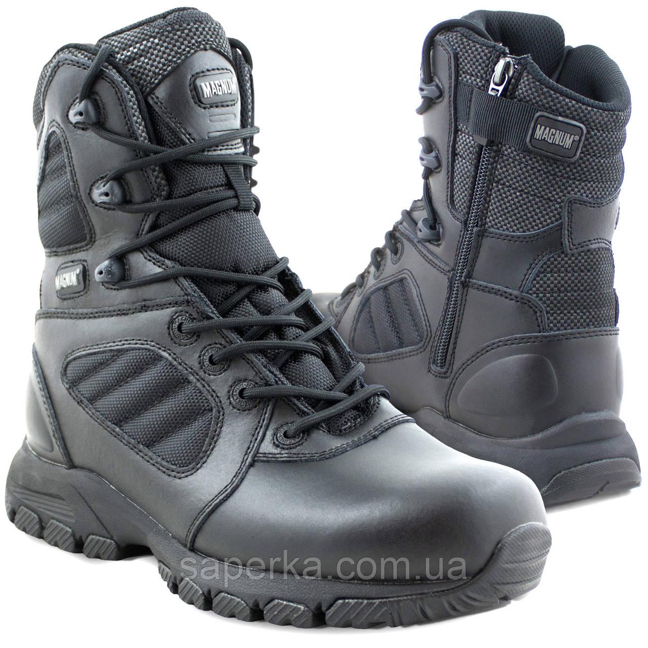 Ботинки демисезонные Magnum Lynx 8.0 Black