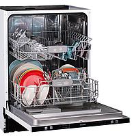Pyramida DP 12 N (600 мм.) 6 программ на 12 комплектов, полновстраиваемая посудомоечная машина