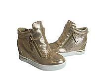Женские Демисезонные ботинки,сникерсы