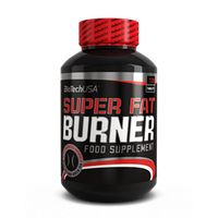 BioTech USA Super Fat Burner 120 tabs