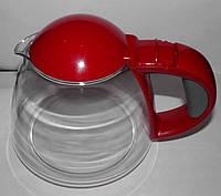 Колба (кувшин) для кофеварки Bosch красная