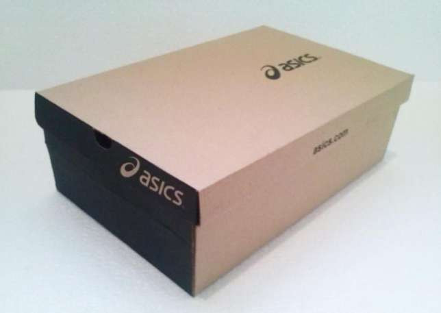 Коробки для кросівок Asics