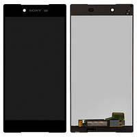 Дисплей для Sony E6833 Xperia Z5+ Premium Dual, E6853 Xperia Z5+ Prem + с сенсором (тачскрином) Black