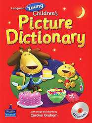 Longman Young Children's Picture Dictionary (+ CD-ROM)