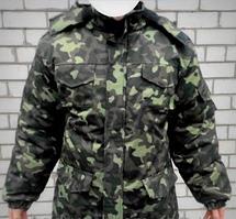 "Бушлат, куртка зимняя ""Бушлат"" камуфляж"