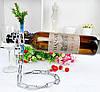 Подставка для бутылок вина Цепь