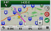 GPS-навигатор Garmin dezlCamLMT с видеорегистратором