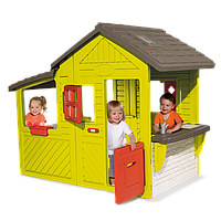 Детский игровой домик Smoby Neo Floralie 310300