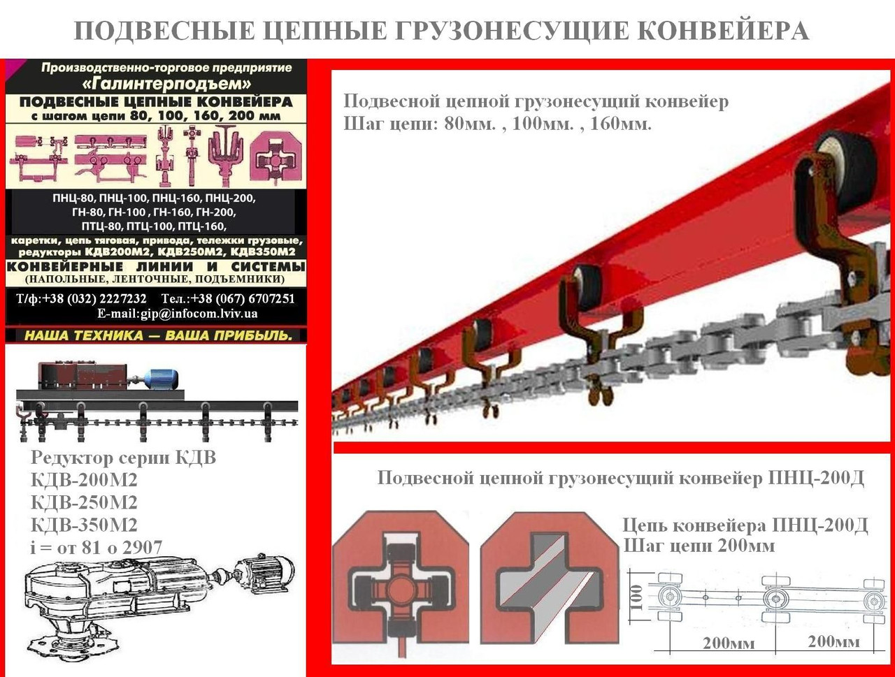 Каретка для подвесного конвейера ленточный транспортер воронеж