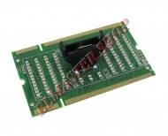 Двусторонний тестер слота DDR2 для ноутбуков и ПК