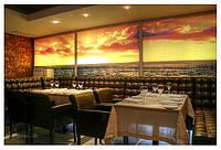 Дизайн интерьера стильного ресторана
