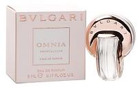 Bvlgari Omnia Crystalline L'eau de Parfum 5 ml  парфумированная вода женская (оригинал подлинник  Италия)
