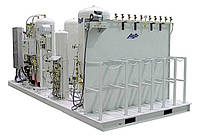 Стационарная станция заправки баллонов кислородом до 60 б/сутки