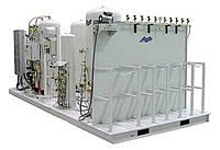 Стационарная станция заправки баллонов кислородом до 100 б/сутки