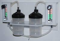 Увлажнитель для подачи кислорода