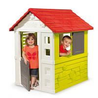 Детский игровой домик Smoby Nature 810704