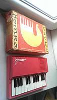 Детская игрушка пианино Нотка цена 17 р СССР