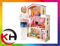 Игровой кукольный домик для Barbie + лифт