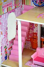 Игровой кукольный домик для Barbie + лифт, фото 3