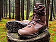 Ботинки армейские HAIX Nepal Pro Brown Gore-Tex, фото 4