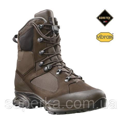 Ботинки армейские HAIX Nepal Pro Brown Gore-Tex, фото 2