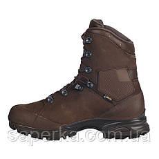 Ботинки армейские HAIX Nepal Pro Brown Gore-Tex, фото 3