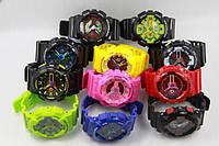 Спортивные наручные часы Casio G-Shock GA-110 разного цвета недорого