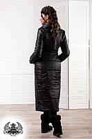 """Пальто женское """" Королева """" (размер батал)  Ткань : плотная плащевка"""