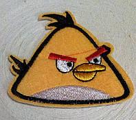 Термонаклейка angry birds 20 шт