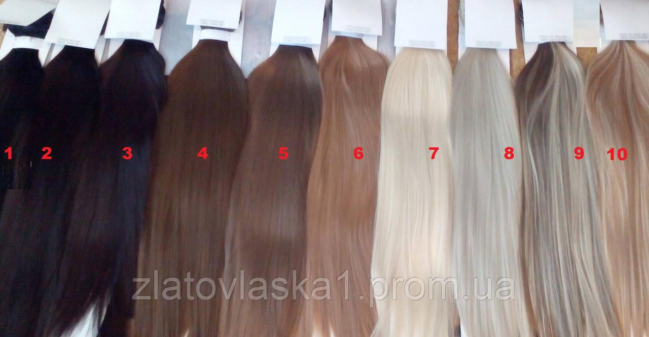 накладные пряди волос на заколках оптом