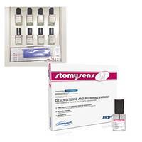 Суспензия-лак для снятия чувствительности зубов Stomysens, 8 флаконов по 1 мл