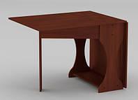 Компактный раскладной «Стол книжка-4» производства мебельной фабрики Компанит