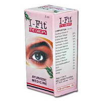 Ай-фит капли для глаз (I-Fit), 10 мл