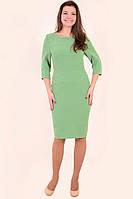 Платье женское «Нефертити» зеленое