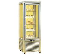 Кондитерский шкаф FrostEmily PRISMA 400 TNV-