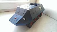 Игрушка машинка бронетранспортер звезда пластмасса