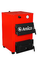 Твердотопливный котел Amica Optima 18 - 18 кВт