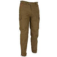Штаны, брюки мужские охотничьи Percussion MARLY, коричневые