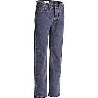 Штаны, брюки мужские джинсовые Oxelo синие