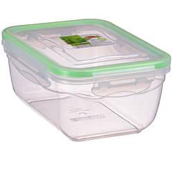 Контейнер FreshBox прямоугольный 1.4л. герметичный