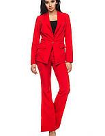 Классический женский костюм | 1250 br красный