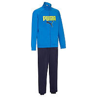 Спортивный костюм мужской Puma синий
