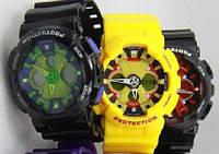 Супер стильные спортивные наручные часы Casio G-Shock GA-120 дешево