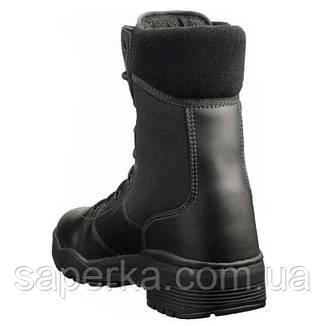 Тактические мужские ботинки Magnum Classic Black, фото 2