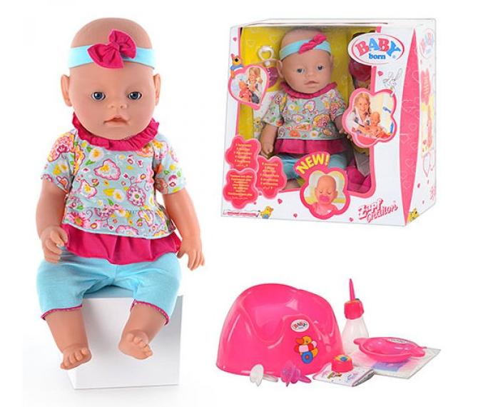 Инструкция к кукле baby doll