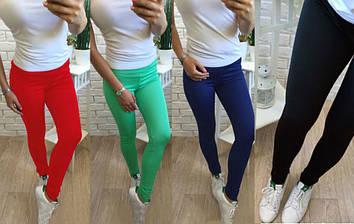 Модні жіночі лосини - 4 кольори