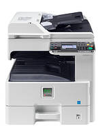 Широкоформатный МФУ Kyocera FS-6530MFP – копир/ принтер/ полноцветный сканер формата А3.